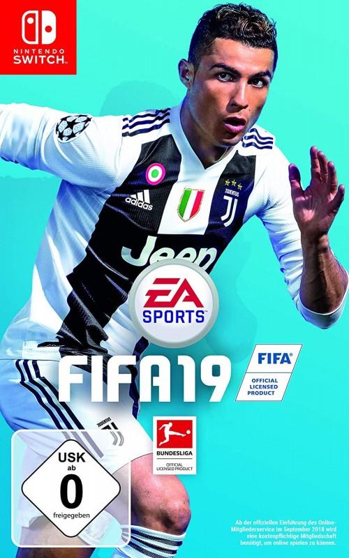 Erscheinungsdatum Fifa 19