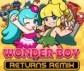Cover von Wonder Boy Returns Remix