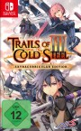 Cover von The Legend of Heroes: Trails of Cold Steel III