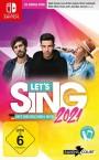 Cover von Let's Sing 2021