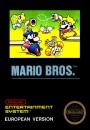 Cover von Mario Bros.
