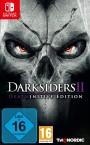 Cover von Darksiders II: Deathinitive Edition