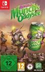 Cover von Oddworld: Munch's Oddysee