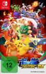 Cover von Pokémon Tekken DX