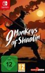 Cover von 9 Monkeys of Shaolin
