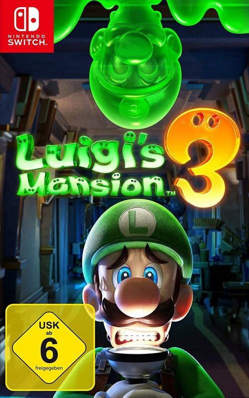 Test In Luigi S Mansion 3 Nintendo Switch