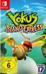 Cover von Yoku's Island Express