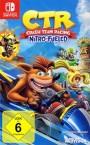 Cover von Crash Team Racing Nitro-Fueled