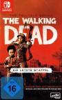 Cover von The Walking Dead: Die letzte Staffel