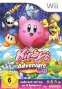 Cover von Kirby's Adventure Wii