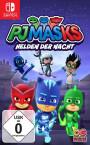 Cover von PJ Masks: Helden der Nacht
