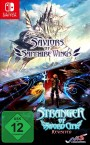 Cover von Saviors of Sapphire Wings / Stranger of Sword City Revisited