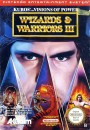 Cover von Wizards & Warriors III: Kuros - Visions of Power