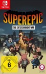 Cover von SuperEpic: The Entertainment War