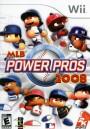Cover von MLB Power Pros 2008