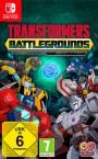 Cover von Transformers: Battlegrounds