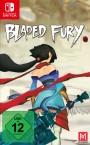 Cover von Bladed Fury