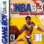 Cover von NBA 3 on 3 featuring Kobe Bryant