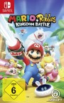 Cover von Mario + Rabbids Kingdom Battle