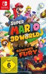 Cover von Super Mario 3D World + Bowser's Fury