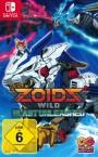 Cover von Zoids Wild Blast Unleashed