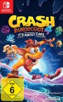 Cover von Crash Bandicoot 4: It's About Time