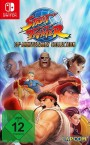 Cover von Street Fighter: 30th Anniversary Collection