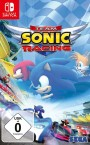 Cover von Team Sonic Racing