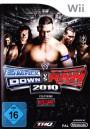 Cover von WWE SmackDown vs. Raw 2010