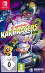 Cover von Nickelodeon Kart Racers 2: Grand Prix