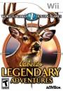 Cover von Cabela's Legendary Adventures