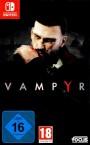 Cover von Vampyr