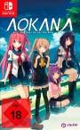 Cover von Aokana: Four Rhythms Across the Blue