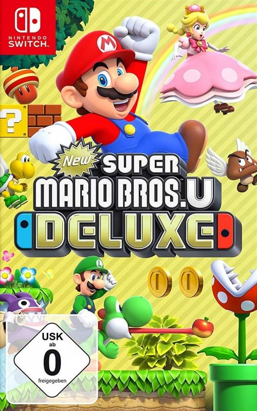 Test Zu New Super Mario Bros U Deluxe Nintendo Switch Ntower