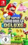 Cover von New Super Mario Bros. U Deluxe