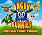 Cover von Angry Bunnies: Colossal Carrot Crusade