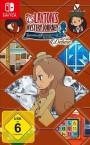 Cover von Layton's Mystery Journey: Katrielle und die Verschwörung der Millionäre – Deluxe