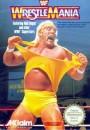 Cover von WWF Wrestlemania