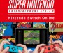 Cover von Super Nintendo Entertainment System - Nintendo Switch Online
