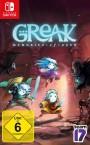 Cover von Greak: Memories of Azur
