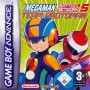 Cover von Mega Man: Battle Network 5 - Team Protoman