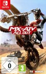 Cover von MX vs. ATV All Out