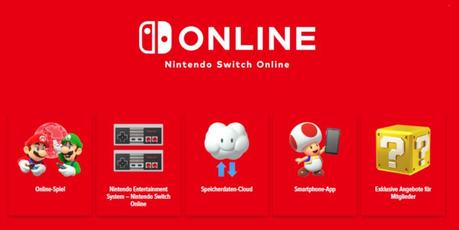 Unser aktualisierter Ratgeber zu Nintendo Switch Online