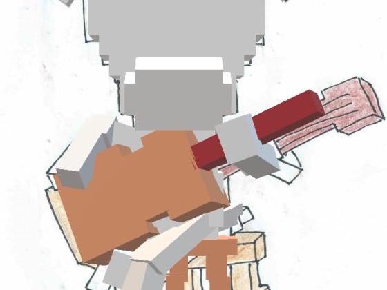 K.K. Slider im Pixel-Art-Stil von The Touryst