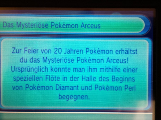 GameFreak Fuck-up