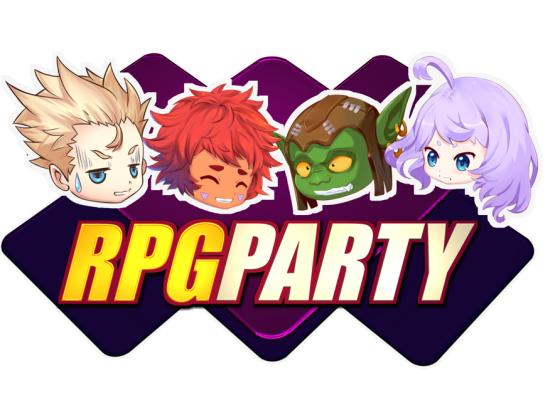 RPG PARTY Logo