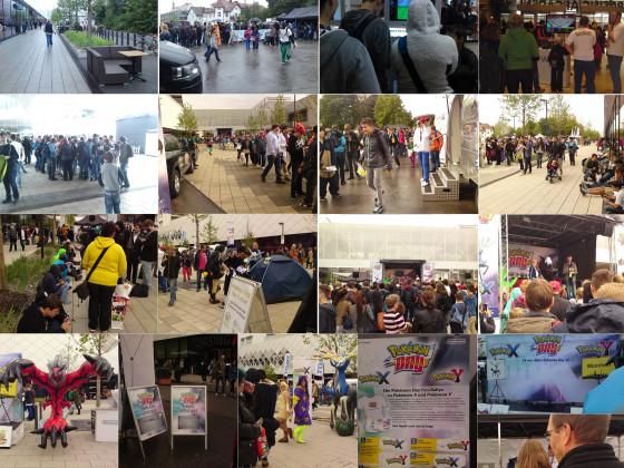 Pokemon Day 2013 München