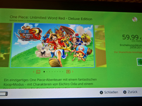 One Piece: Unlimited Word Red - Deluxe Edition