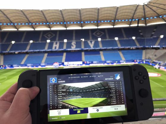 HSV x FIFA 18