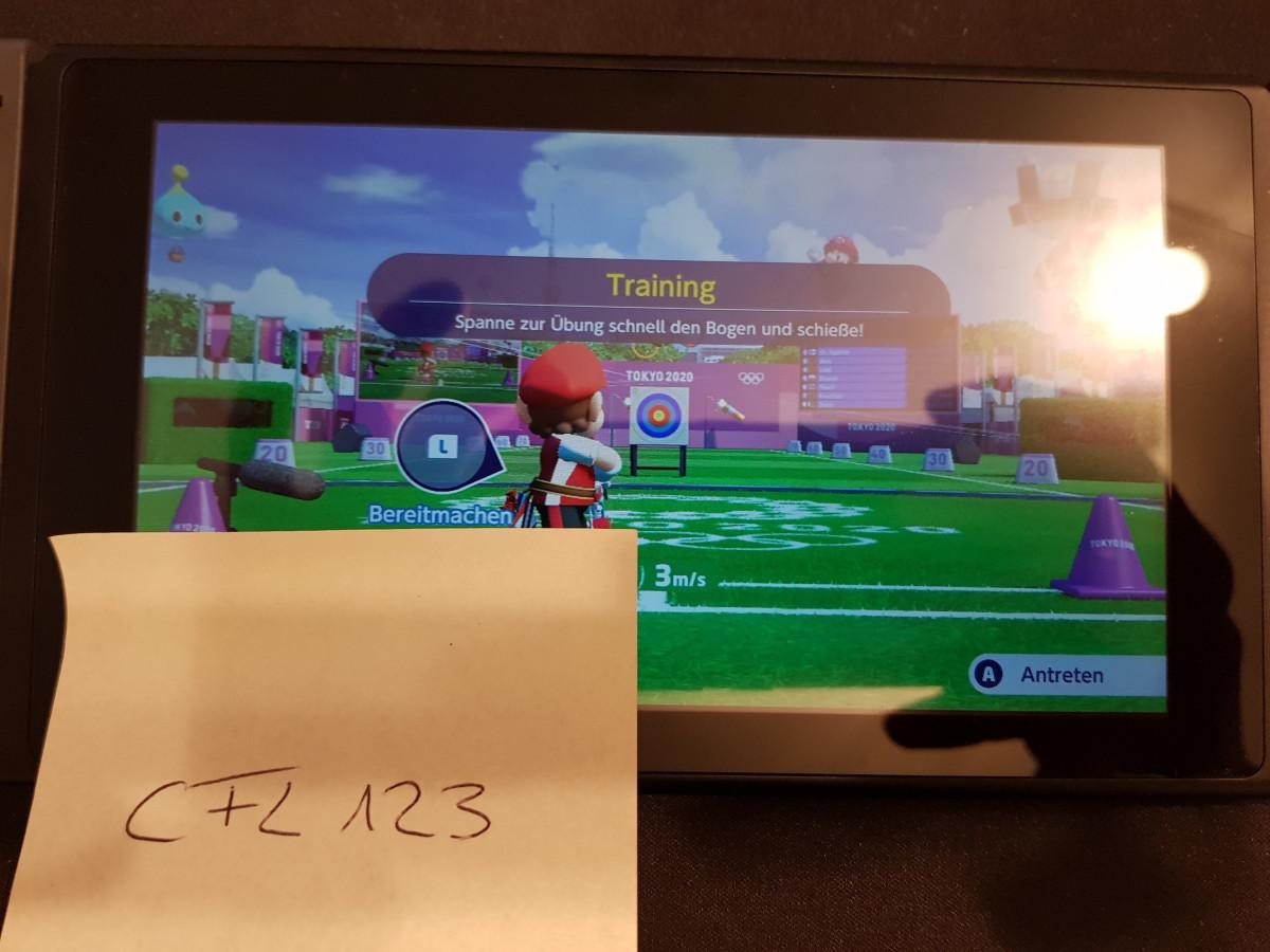 Mario&Sonic Gewinnspiel